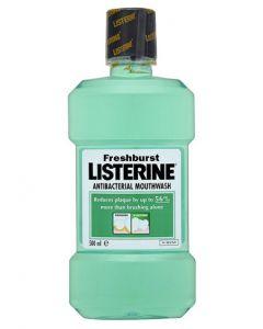 Listerine Freshburst Mouthwash 500ml