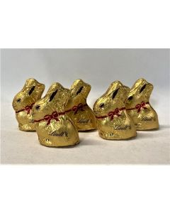 Lindt Mini Milk Chocolate Bunnies 3770g - SEE BBE