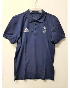 Adidas Team GB Mens Polo Shirt UK 34-36