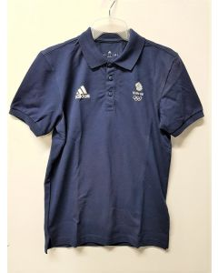 Adidas Team GB Mens Polo Shirt UK 36-38