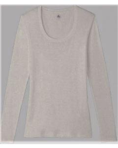 Petit Bateau Womens Long Sleeve Fine T Shirt Large
