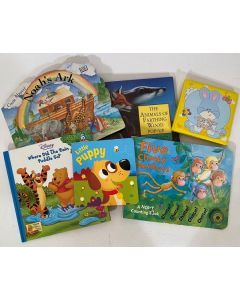 Second Hand 50 Children's Early Years Books 25kg