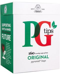 PG Tips Tea Bags 4 × 160pk