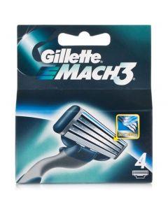 Gillette Mach 3 Cartridges 10x4pk