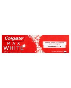 Colgate Max White Toothpaste 12 × 75ml