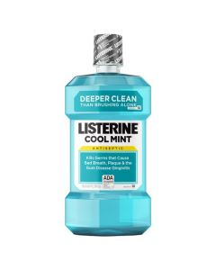 Listerine Cool Mint Mouthwash 10 × 500ml