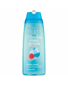 Fructis for Men Power Refresh Shampoo 6 × 250ml