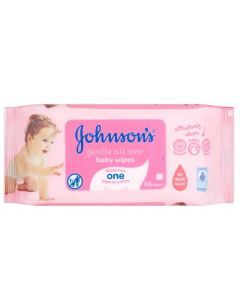 Johnson's Baby All Over Wipes 12x56pk