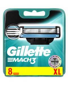 Gillette Mach 3 Blades 8pk