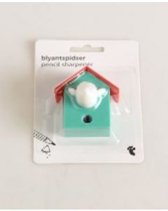 Tiger Bird House Pencil Sharpener 36pk
