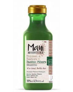 Maui Thickening Bamboo Fiber Shampoo 4x385ml