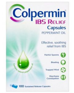 Colpermin IBS Relief Capsules x 100