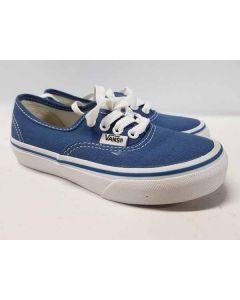 Vans Kids Authentic Navy True White EU34.5