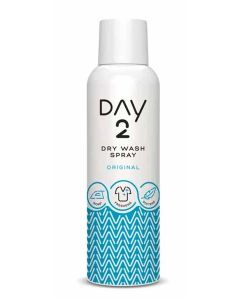 Day 2  Dry Wash Spray Original 6 x 200ml