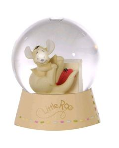 Disney's Winnie the Pooh Little Roo Snow Globe 6pk