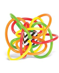 Manhattan Toy Winkel Colour Burst Toy 6pk