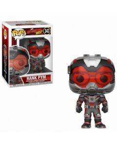 Funko Ant Man & The Wasp 343 Hank Pym 6pk