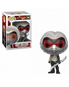 Funko Ant Man & The Wasp 344 Janet Van Dyne 6pk