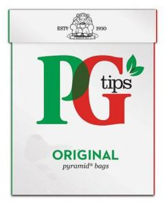 PG Tips Pyramid Bags 210 x 4pk