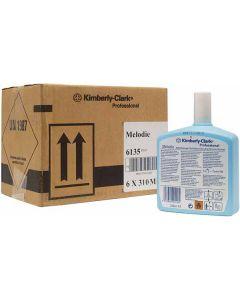 Kimberly Clark Melodie Air Freshener Refills 6pk