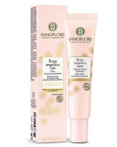Sanoflore Rosa Angelica Light Moisturiser 40ml