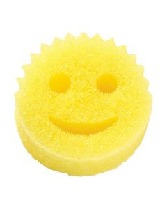 Scrub Daddy Lemon Cleaning Sponges 25pk