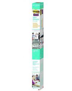 Super Sticky Dry Erase Film121.9 x 243.8cm 2pk