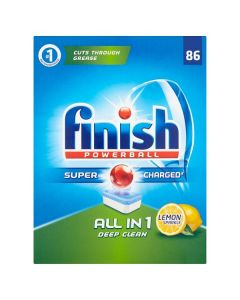 Finish All in 1 Dishwasher Tablets 2 × 86pk