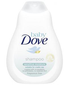 Baby Dove Baby Shampoo Sensitive 6 x 400ml