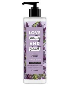 Love Beauty & Planet Body Lotion 6 x 400ml