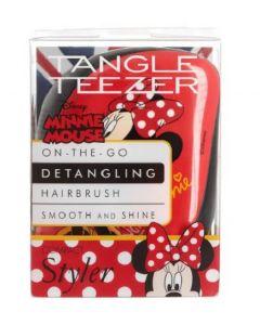 Tangle Teezer Minnie Mouse Compact Styler 4pk