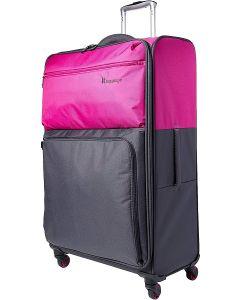 it luggage Duotone 4 Wheel Light Large Suitcase