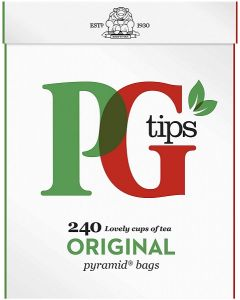 PG Tips Pyramid Bags 4 x 240pk