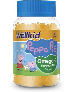 Vitabiotiks WellKid Omega 3 Jellies 3-7yrs 3x30pk