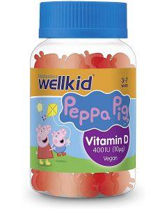 Vitabiotiks WellKid Vitamin D Jellie 3-7yrs 3x30pk