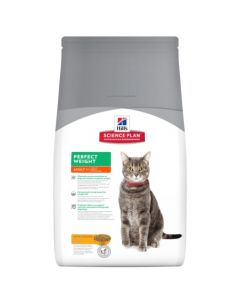 Hills Science Plan Cat Perfect Weight 1+yr 6x1.5kg