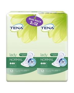 Tena Lady Normal 4x12pk