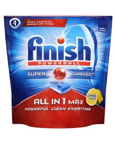 Finish All in One Max Dish Tablets 5x34pk 5x30pk