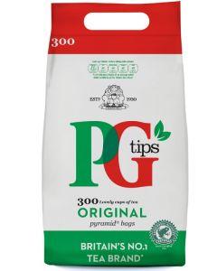 PG Tips Pyramid Tea Bags 8 x 300pk