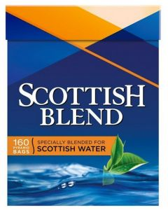 Scottish Blend Pyramid Teabags 160 bags x 8pk