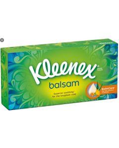 Kleenex Balsam Facial Tissue 18pk