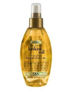 OGX Kukui Oil Anti Frizz Hydratrating Oil 6x118ml