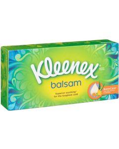 Kleenex Balsam Boxed Facial Tissues 12pk