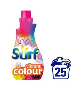 Surf Vibrant Colour Laundry Liquid 875ml