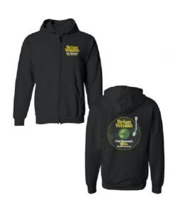 Brian Wilson Pet Sounds Anniversary Zip Hoodie XL