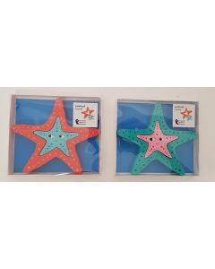 Tiger Star Fish Puzzle 2 Different Types - 18pk