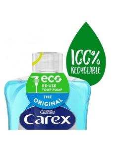 Carex Antibacterial Handwash Refill 6x300ml