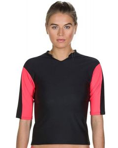 Speedo Ladies Hydractive Rash Top M