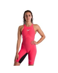 Speedo Ladies LZR Valor Openback Knee Skin Size 28