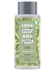 Love Beauty & Planet Daily Detox Shampoo 6 x 400ml